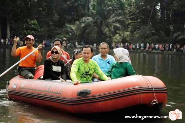 Bima : Jaga Kelestarian Situ Gede