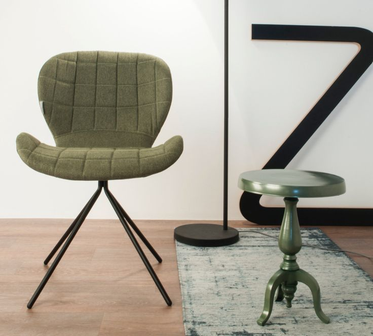 Prachtige stoel van zuiver (omg)