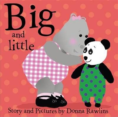 This-beautifully-illustrated-book-by-the-talented-Donna-Rawlins-tells-of-the-story-of-Shipley-a-panda-and-Gwendoline-a-hippopotamus-who-receive-birthday-gifts-more-size-appropriate-for-the-other-When-they-meet-at-playgroup-they-resolve-their-dilemma-of-a-too-big-pedal-car-for-Shipley-and-a-too-small-tricycle-for-Gwendoline-Ages-3