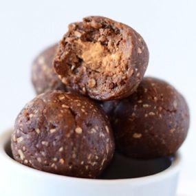 Healthy No Bake Cookie Bites Recipes   Minimalist Baker
