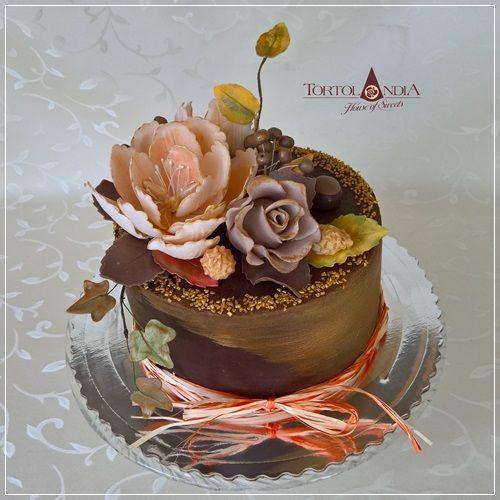 Torty čokoládové torty, galéria , strana 39 | Tortyodmamy.sk