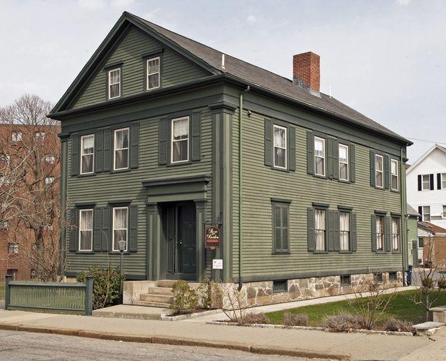 Gorgeous Salem Mass Hotels Ideas On Pinterest Salem - The 7 spookiest cities in america