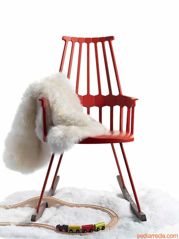 Comback, designed by Patricia Urquiola @kartelldesign
