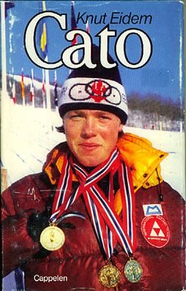 """Cato - [Cato Zahl Pedersen]"" av Knut Eidem  'A Book by or about a person who has a disability'  FINISHED  April 30th"