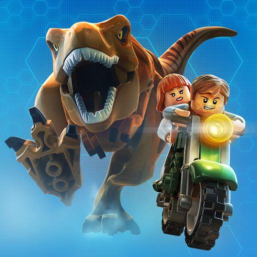 LEGO® Jurassic World™ - http://moviesandcomics.com/index.php/2017/04/27/lego-jurassic-world/