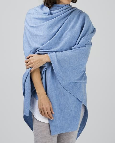100% merino oversized wrap, (available in three shades) $179 www.sassind.com
