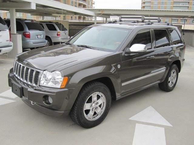 2006 Jeep Grand Cherokee Overland Edition