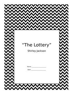Symbolism in The Lottery by Shirley Jackson Essay