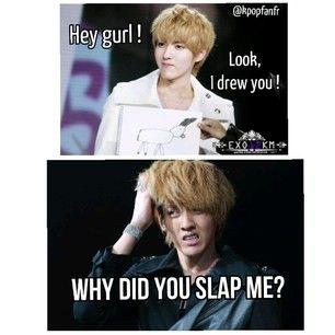 Okay, I admit it. I laughed. Lol