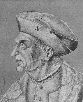 Thomas Linacre (c.1460 – 1524), personal physician to King Henry VIII of England, was the founder and first president of the Royal College of Physicians of England. See: https://pinterest.com/pin/287386019948253532 ◙ Find More Physicians a. 1600: https://pinterest.com/mediamed/doctors-antique/