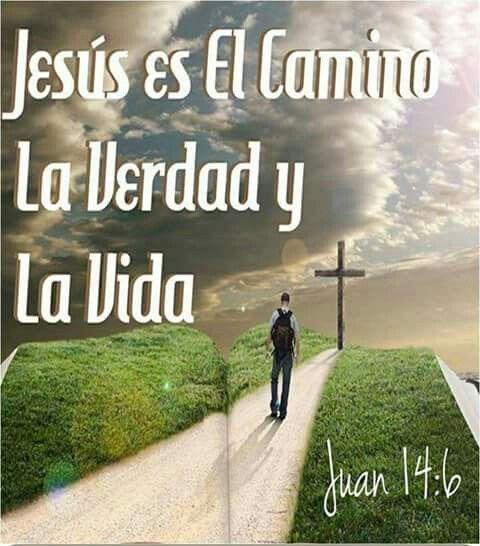 Jesús es el Camino....