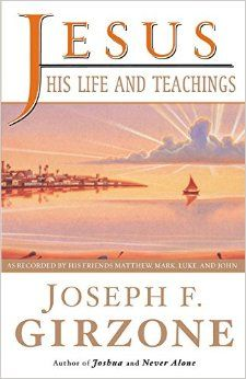 August 2016- Book Club - Jesus His Life and Teachings by Joseph Girzone. (not an affiliate link, endorsement, or sponsorship) #christian #christianfiction #novel #bookclub