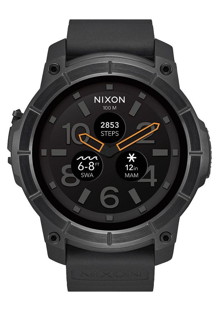 Mission   Men's Watches   Nixon Watches and Premium Accessories