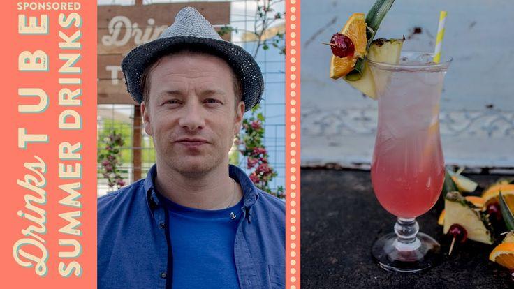 Singapore Sling Cocktail   Jamie Oliver