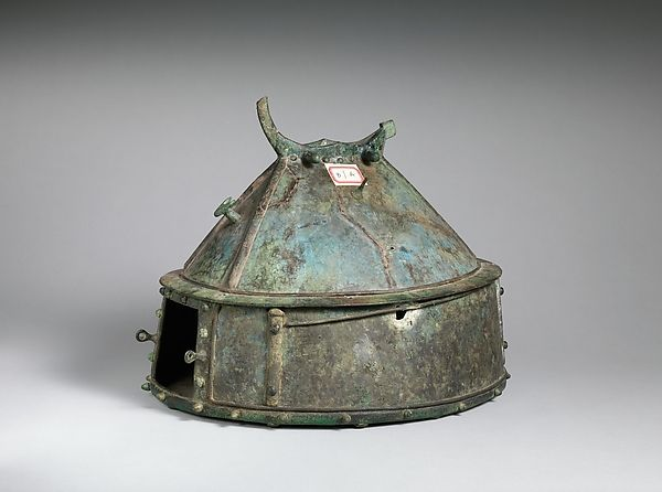 Modern after Villanovan  Urn in the form of a hut