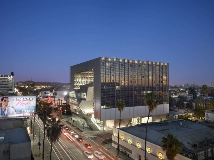 Emerson College, Los Angeles | Morphosis Architects | Image : Iwan Baan