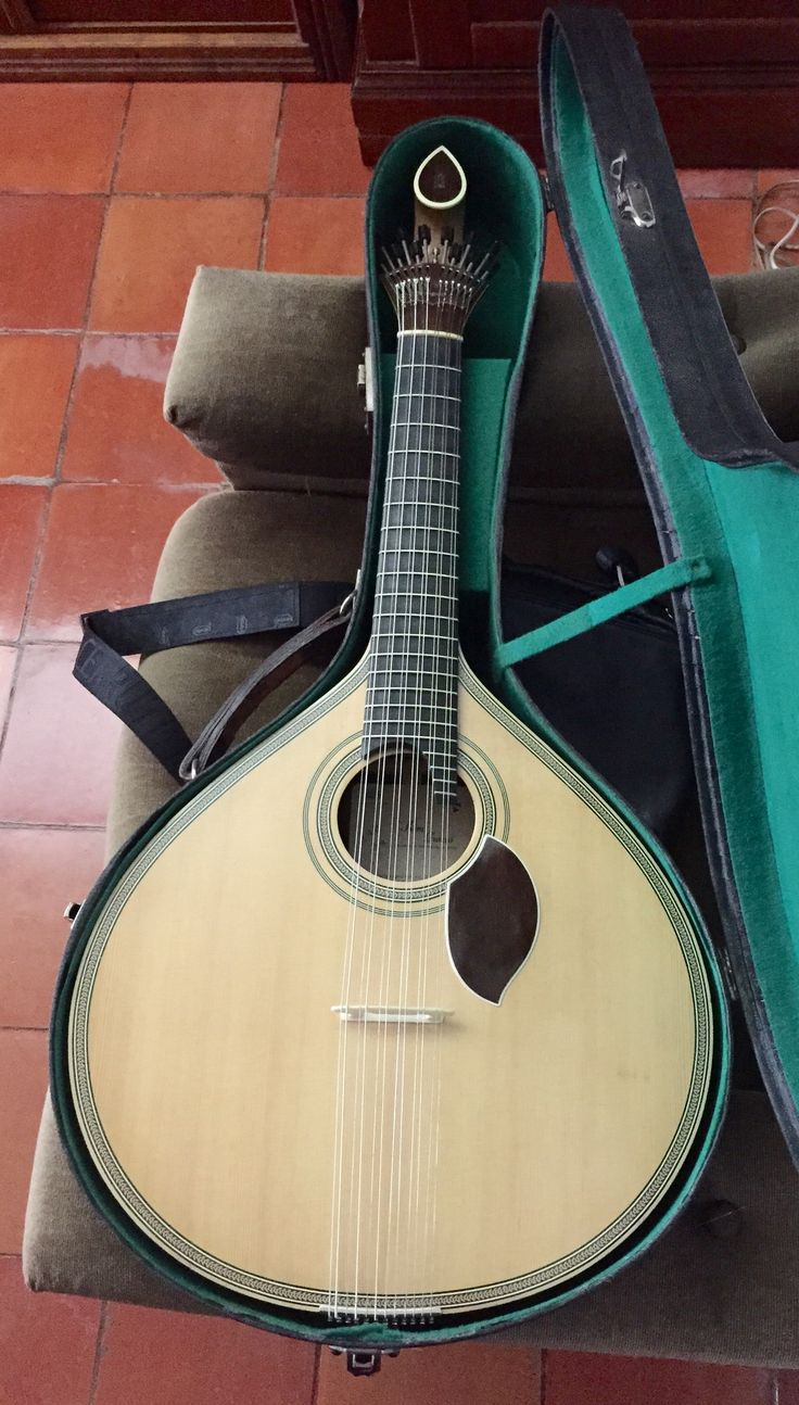 A minha guitarra.