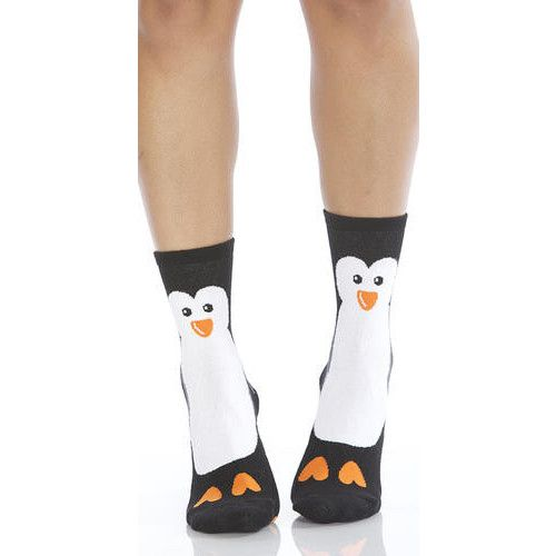 What feet can resist our cool and comfy penguin slipper socks. These adorable…