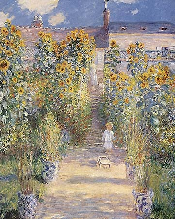 by Claude Monet , from iryna