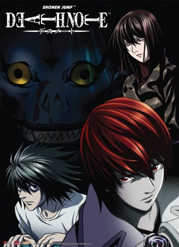 Death Note- i love this picture