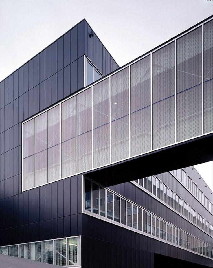 Municipal Offices, Breda, 2003 - KAAN Architecten