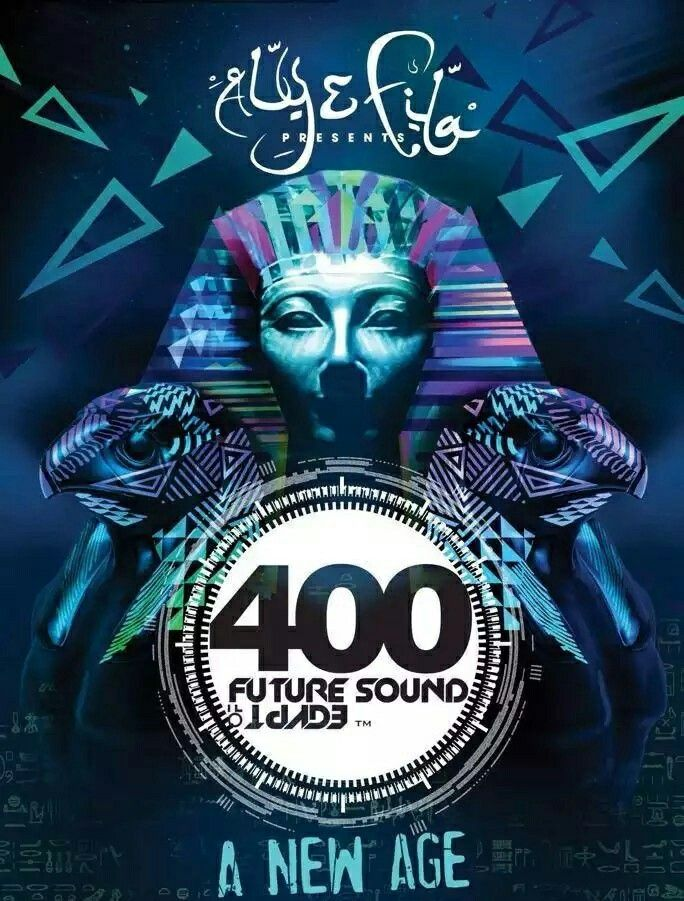 Future Sound Of Egypt Aly and Fila The legendary Egyptian Trance duo