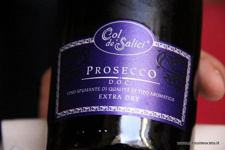 Prosecco Doc Extra Dry – Col de' Salici