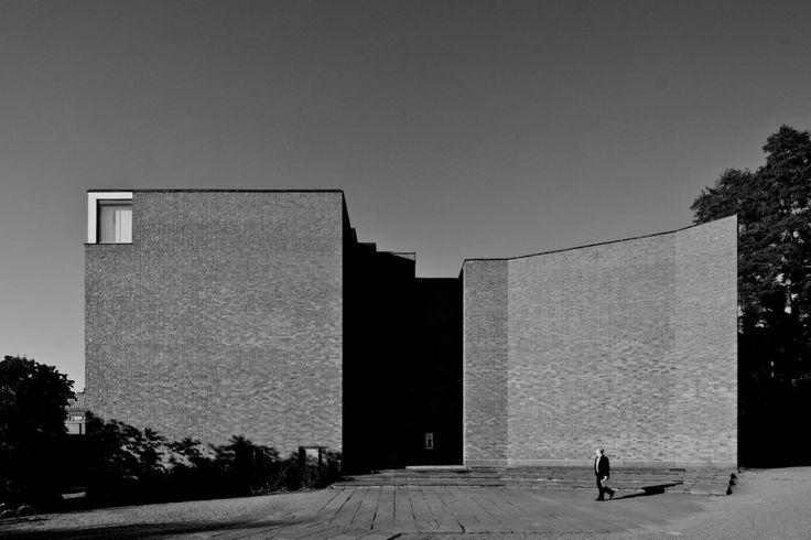 Clásicos de Arquitectura: Universidad Jyvaskyla / Alvar Aalto