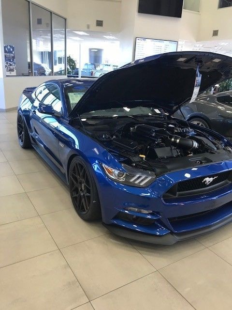 Ebay 2017 Ford Mustang Gt Steeda Q Teeda Q Mustang Gt 825
