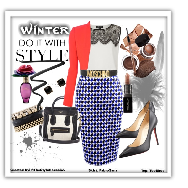 """""""Winter Fashion and Beauty Trend Report"""" by thestylehousesa on Polyvore"""