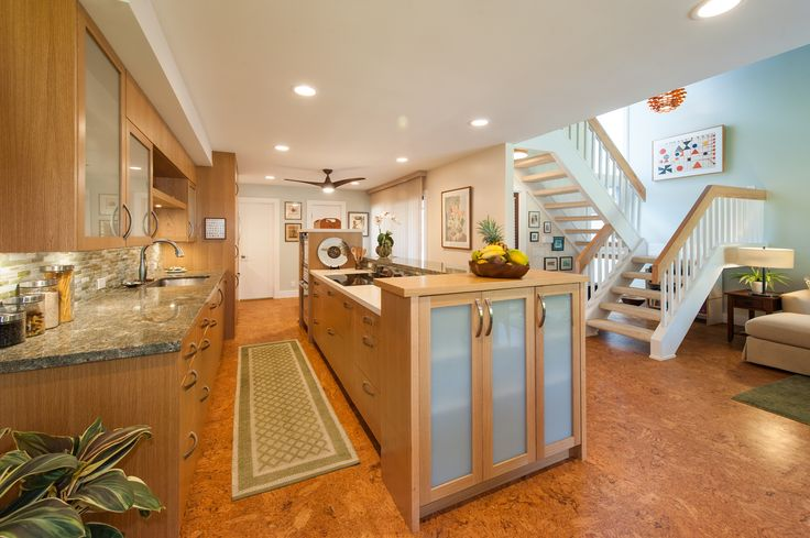 Kitchen. Designed by Archipelago Hawaii; Built by Mokulua High Performance Builders; and Photography by Augie Salbosa.