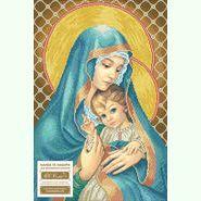 Мадонна с ребёнком (в синем) МДС