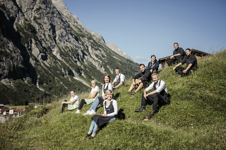 Stäfeli | Relais du Silence | Hotel Garni | Lech am Arlberg | Zeit.Wert.geben | Team