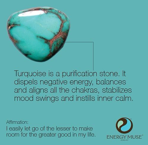 Turquoise, brings powerful #healing energies to strengthen your overall body. #turquoise #crystals