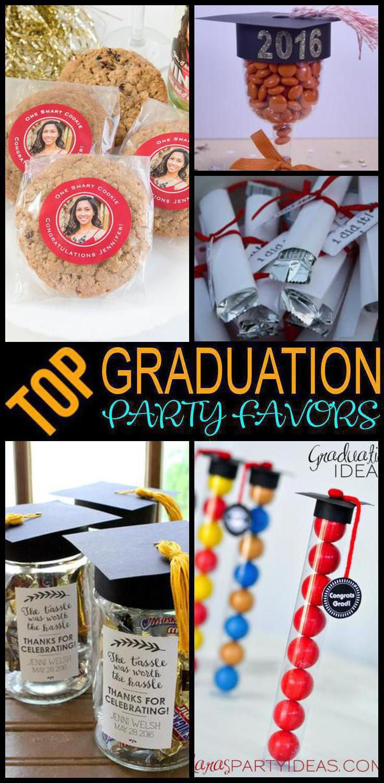 graduation party favors | best kids birthday party favor ideas