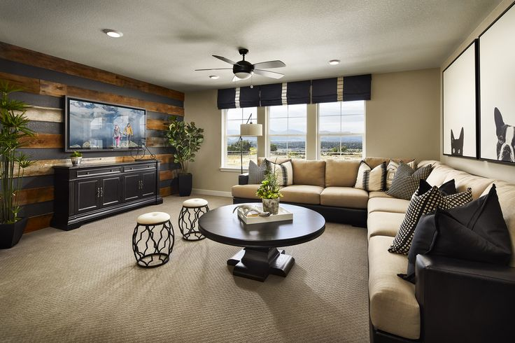 SuperHome New Home Plan In Castle Valley: The Grand Collection