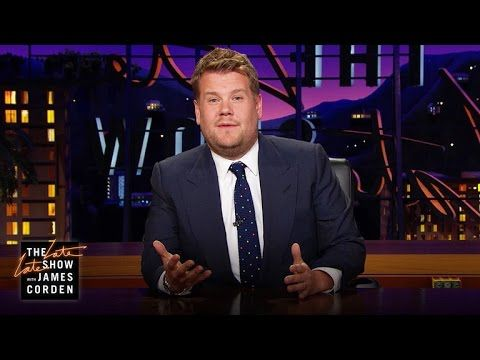 James Corden Returns To 'Late Late Show' Studio For Prince Tribute