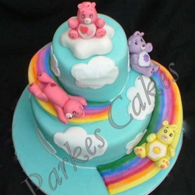 care bear cake 25 best images about care bears on care 2455