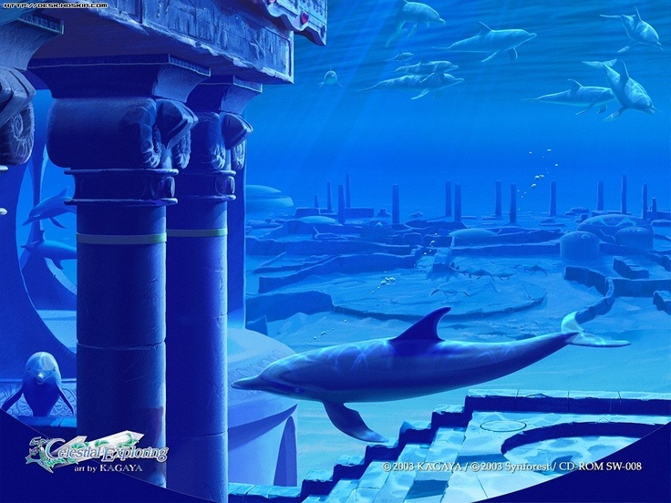 dolphin's castle