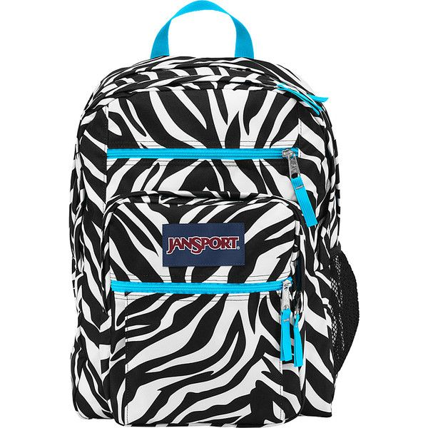 JanSport Big Student Backpack ($30) liked on Polyvore ...