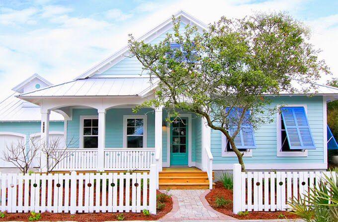 Love this for a beach house.