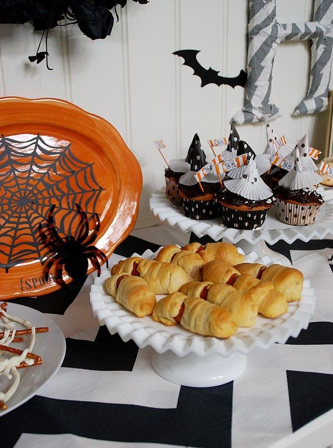 and free halloween printables - Halloween Decorations Food