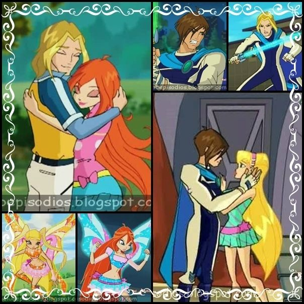 17 Best Images About Winx Couples On Pinterest