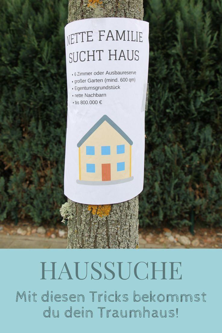 Anzeige 5 Tipps Für Eine Erfolgreiche Haussuche In Kooperation Mit Immowelt Lavendelblog Haussuche Hauskauf Checkliste Immowelt