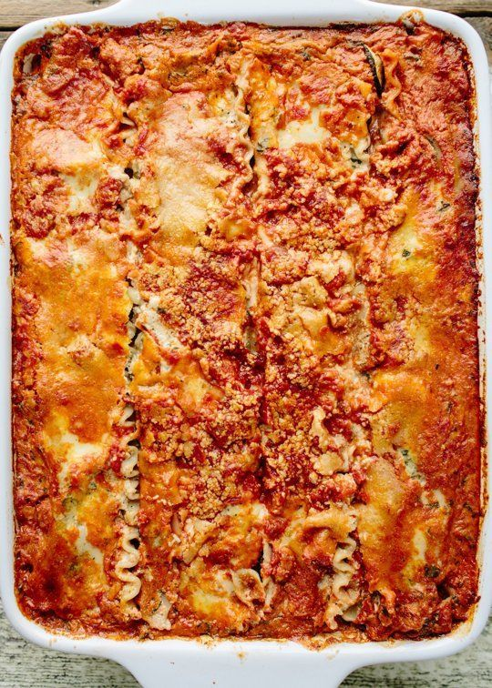 Recipe: Ina Garten's Roasted Vegetable Lasagna — Recipes from The Kitchn | The Kitchn