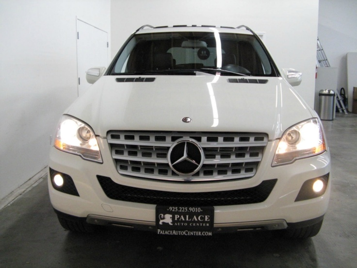 2009 Mercedes-Benz ML320 BlueTech