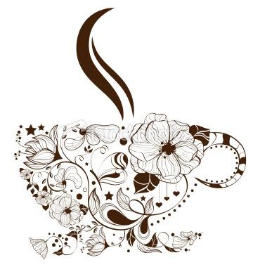 coffee illustration -