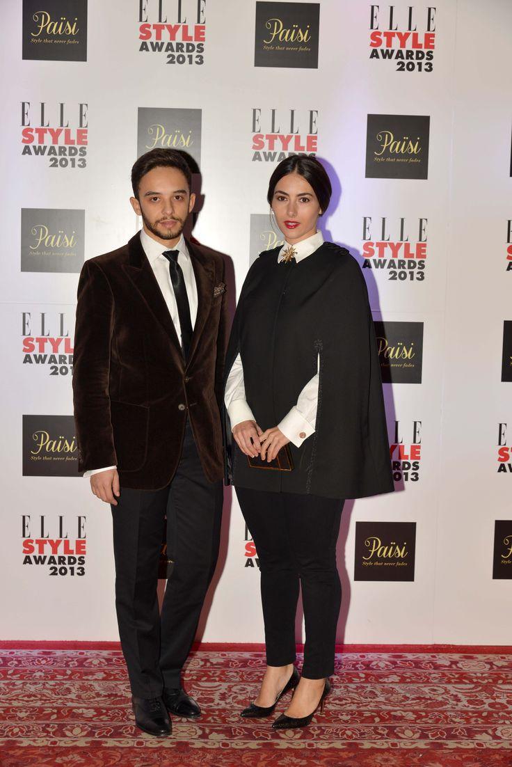 ELLE Style Awards 2013 - Claudiu Enescu and Ioana Voicu - www.mauvert.com