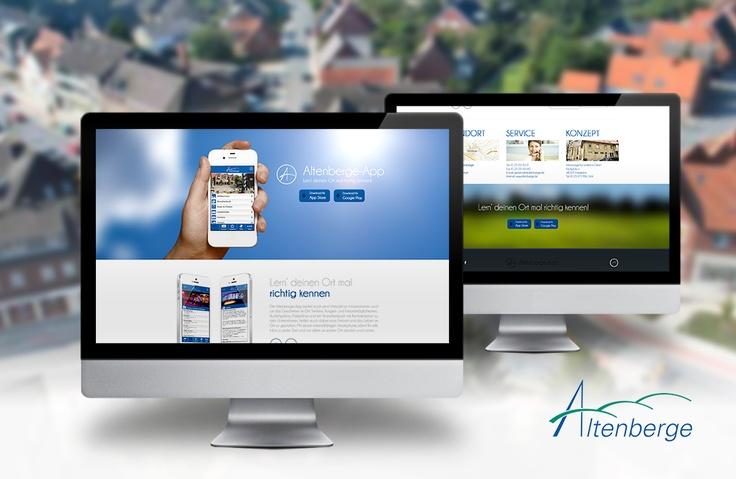 www.altenberge-app.de