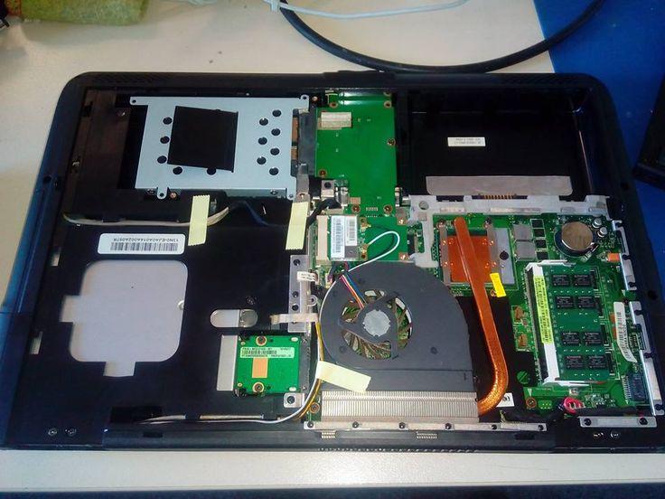 ASUS X5DIJ Repair | ASUS X5DIJ Data Backup | Reinstallation of Windows 7 | Call Creative IT London on 020 7237 6805